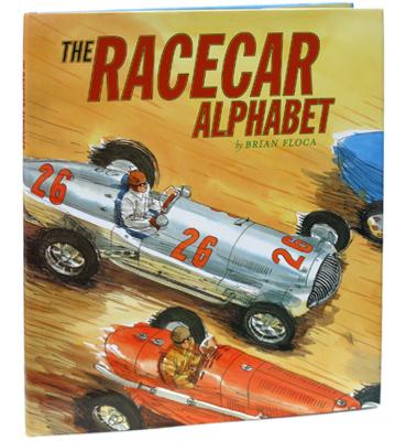 RacecarAlphabetBookS