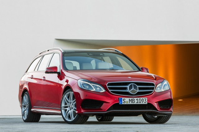 2014 Mercedes-Benz E-Class Wagon     source: Mercedes-Benz USA
