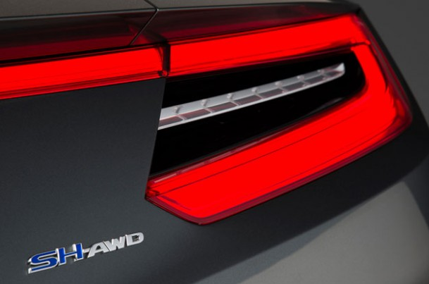 2013 Acura NSX Concept    source: Honda