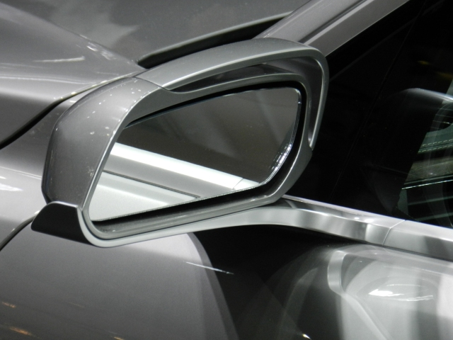 BMW 4-Series Coupe Concept Side View Mirrors
