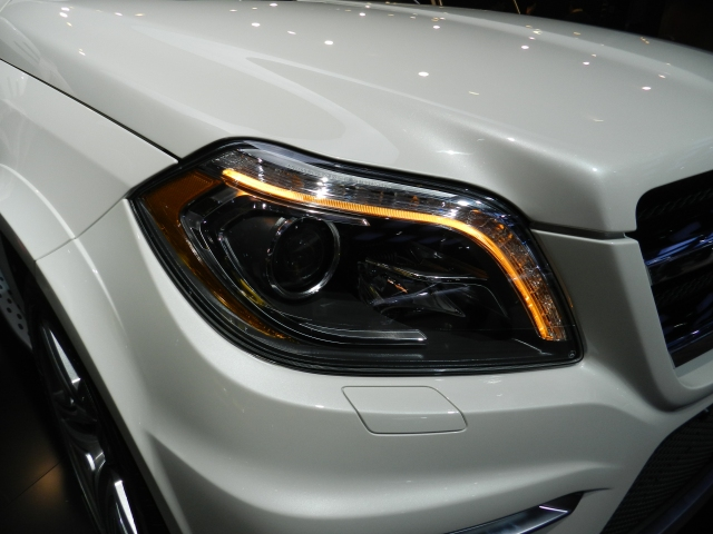 2014 Mercedes-Benz E-Class Coupe headlamp                                                                                       source: AACS