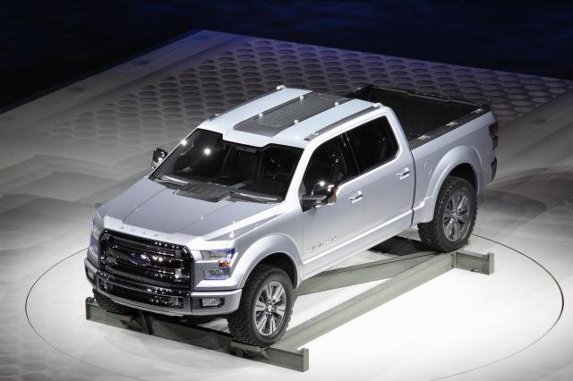 Ford F150 Atlas Concept
