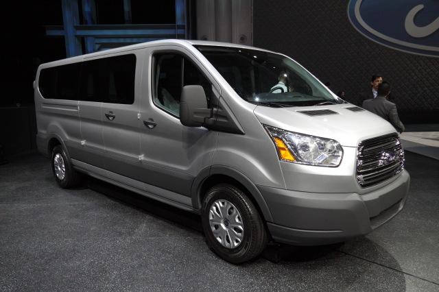 2014 Ford Transit     source: Ingo Rautenberg