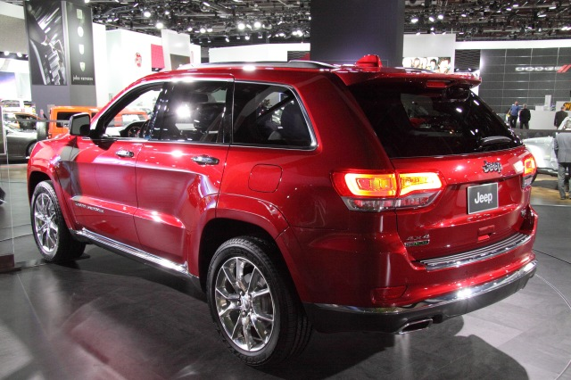 2014 Jeep Grand Cherokee      source: Ingo Rautenberg