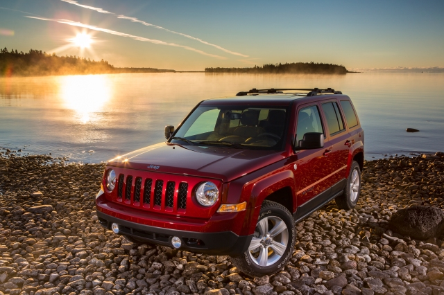 2014 Jeep Patriot    source: Chrysler