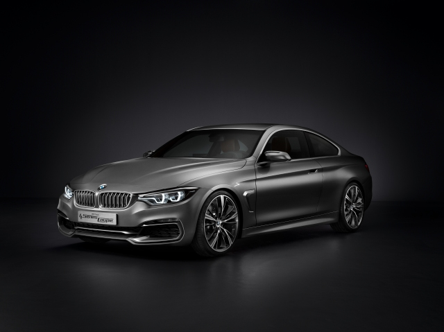 BMW 4-Series Concept       source: BMW AG