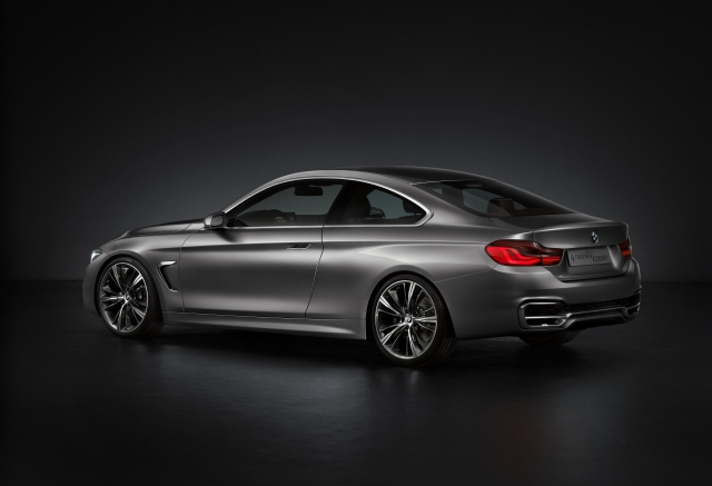 BMW 4-Series Coupe Concept         source: BMW AG