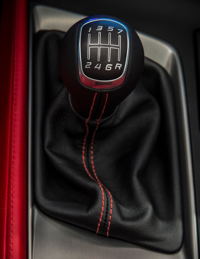 BEST SHIFTER: Chevrolet Corvette 7-speed    source: GM Media