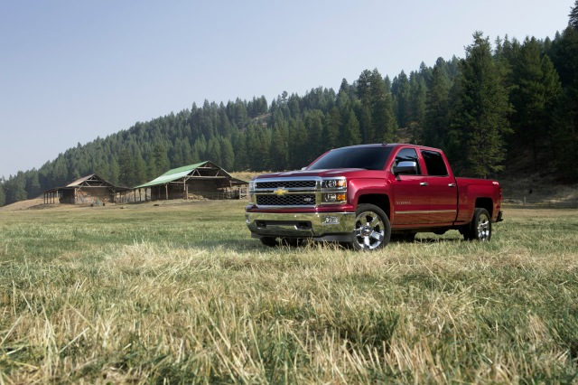 MOST IGNORED: Chevrolet Silverado - GMC Sierra (tie)   source: GM MEdia