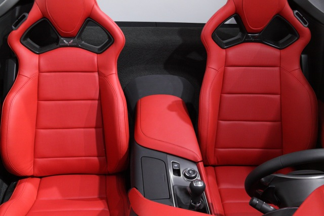 Are the 2014 Corvette Sting Ray seats World Class?
