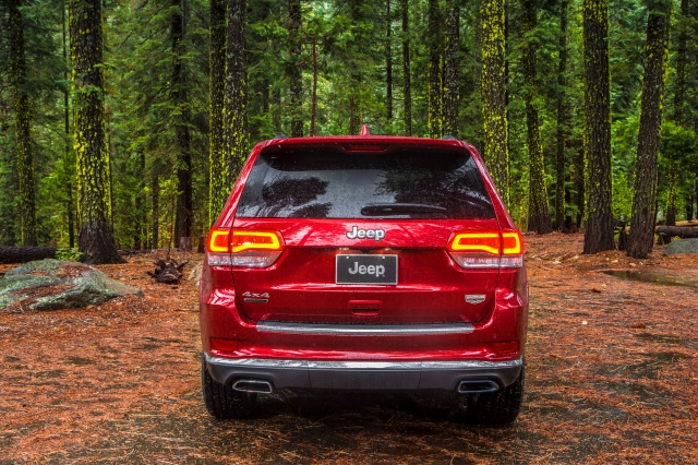 BEST GREEN VEHICLE: 2014 Jeep Grand Cherokee EcoDiesel      source: Chrysler