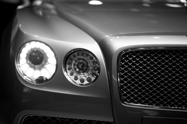 Bentley Flying Spur       source: Daniele Madia