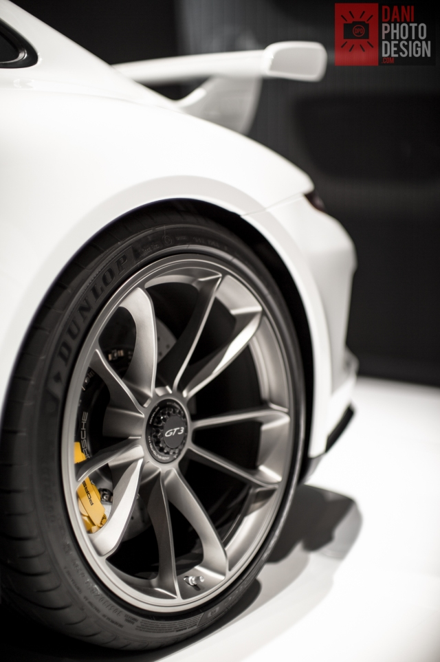 Porsche 911 GT3   source: Daniele Madia