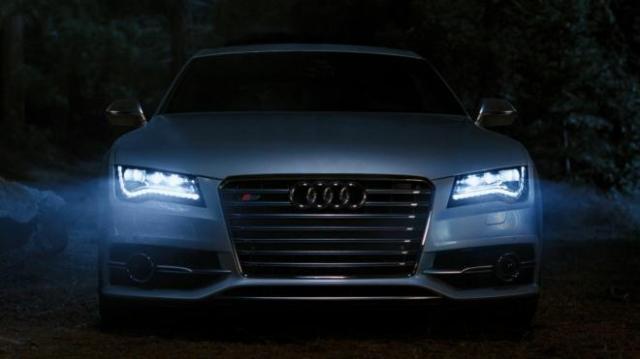 Audi S7      source: Audi USA