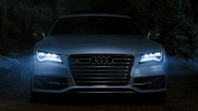 Audi S7      source: Audi USA