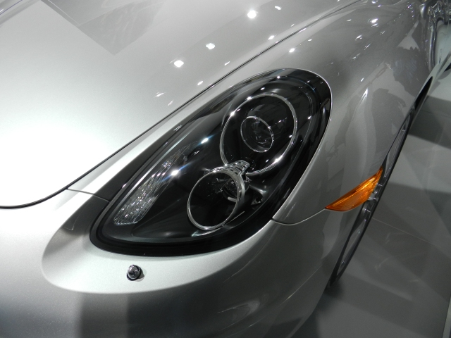 Porsche Boxster source: AACS
