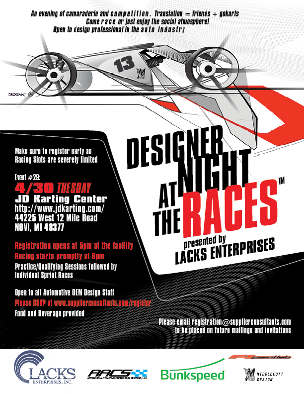 Designer Night at the Races #29