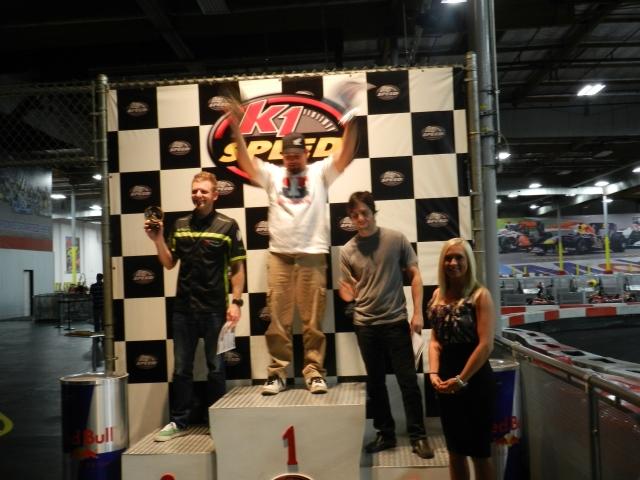 1st Matt Mantz/Honda