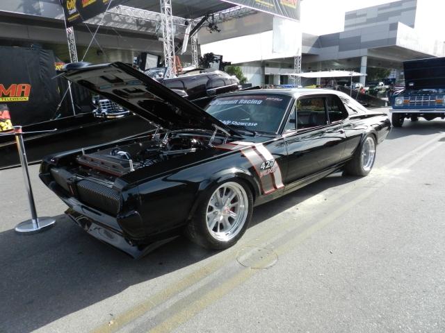 1967 Mercury Cougar Pro Touring