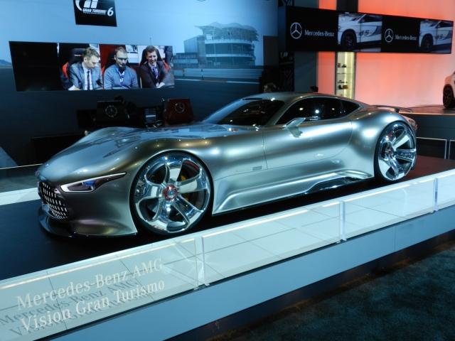 Mercedes-Benz AMG Vision Concept