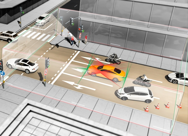 Continental's Whole Vehicle Imaging System