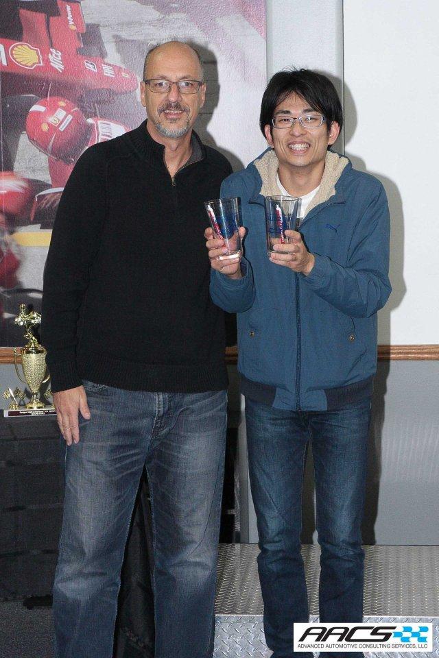 B-Main winner of Toyota Calty