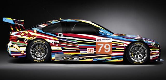 BMW Koons c