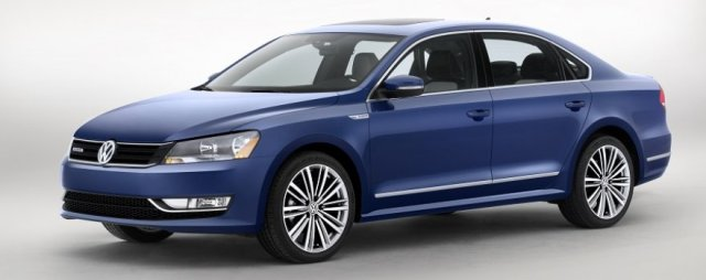 Volkswagen Passat BlueMotion Concept        Photo: Volkwagen