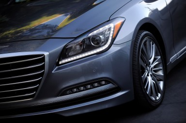 2015 Hyundai Genesis Photo: Hyundai