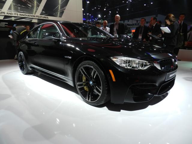 BMW M4  Photo: AACS