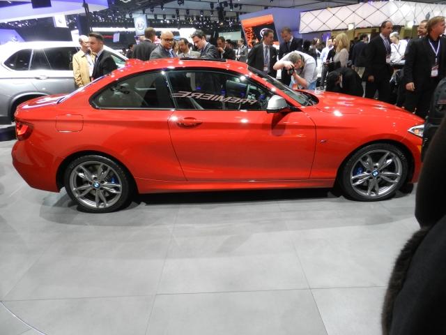 BMW 2-Series   Photo: AACS