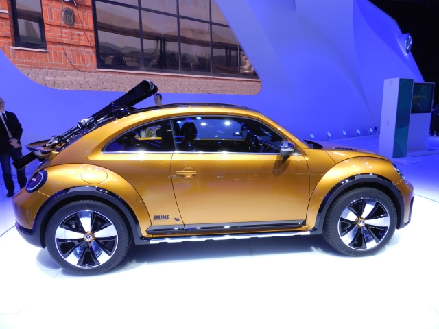 Volkswagen Dune Concept Photo: AACS