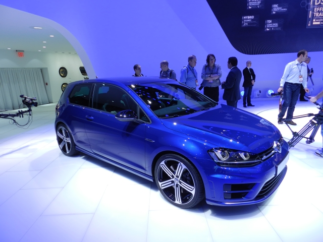 2015 Volkswagen Golf R Photo: AACS