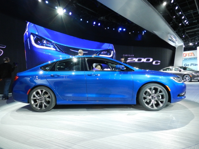 2015 Chrysler 200 Photo: AACS