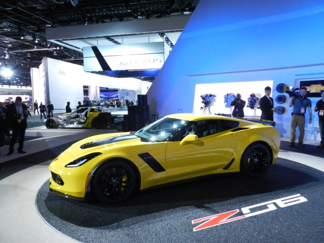 2014 Chevrolet Corvette Z06   Photo: AACS