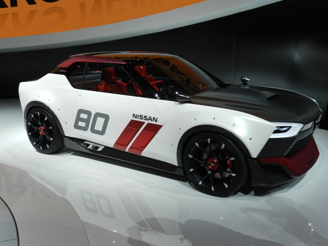 Nissan IDx Nismo Concept   Photo: AACS
