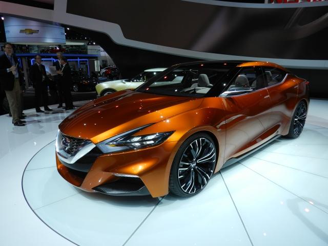 Nissan Sport Sedan Concept                 Photo: AACS