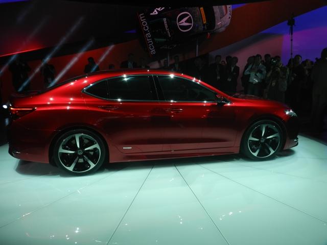 Acura TSX Concept Photo: AACS