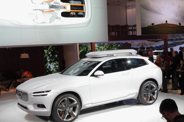 Volvo XC Coupe Concept     Photo: Ingo Rautenberg