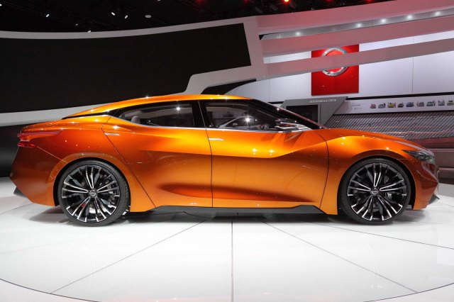 Nissan Sport Sedan Concept      Photo: Ingo Rautenberg
