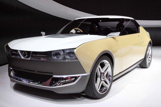 Nissan IDx Concept   Photos: Ingo Rautenberg
