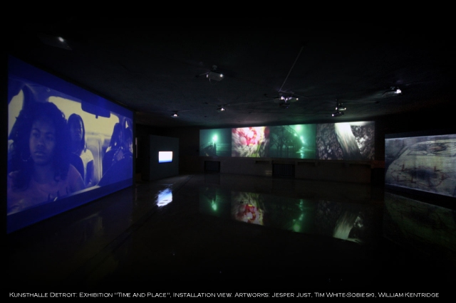 Time and Place, Kunsthalle Detroit