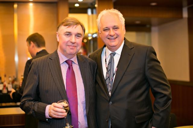 Peter Horbury and Dean Glen LeRoy