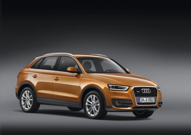 Audi Q3    Photo: Audi