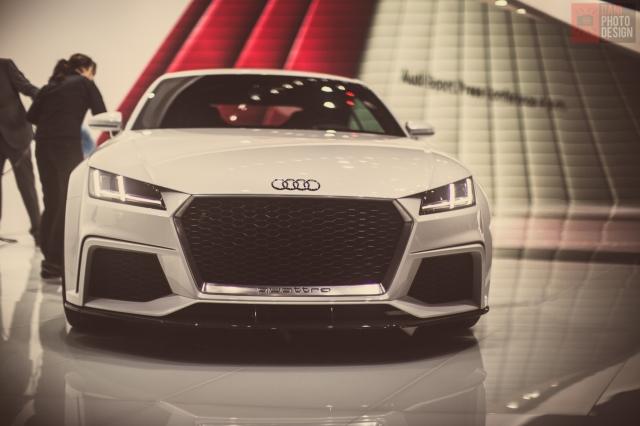 Audi TT Sport Quattro Concept Photo: DaniPhotoDesign