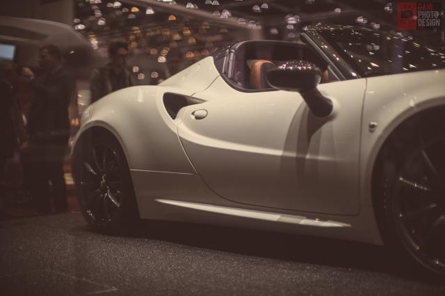 Alfa Romeo 4C    Photo: DaniPhotoDesign