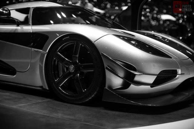Koenigsegg Agera One:1   Photo: DaniPhotoDesign