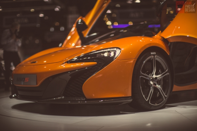 McLaren 650S Spider Photo: DaniPhotoDesign