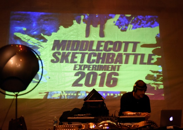 Middlecott Sketchbattle Esperiment 2016