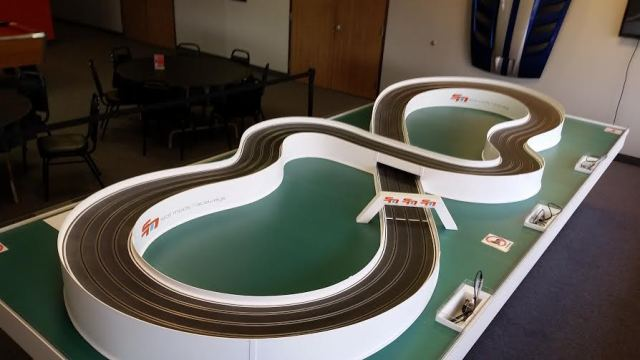 ABC Slot Car Track concept